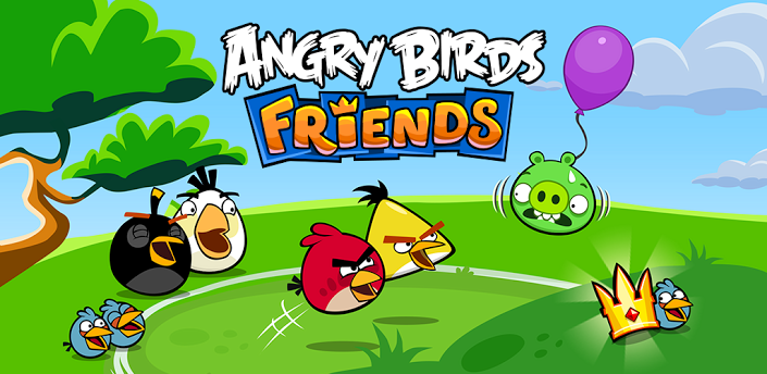 Hero Angry Birds Friends