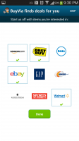 Free Find Best Price App BuyVia - Select Brands