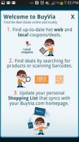 Free Find Best Price App BuyVia - Tutorial