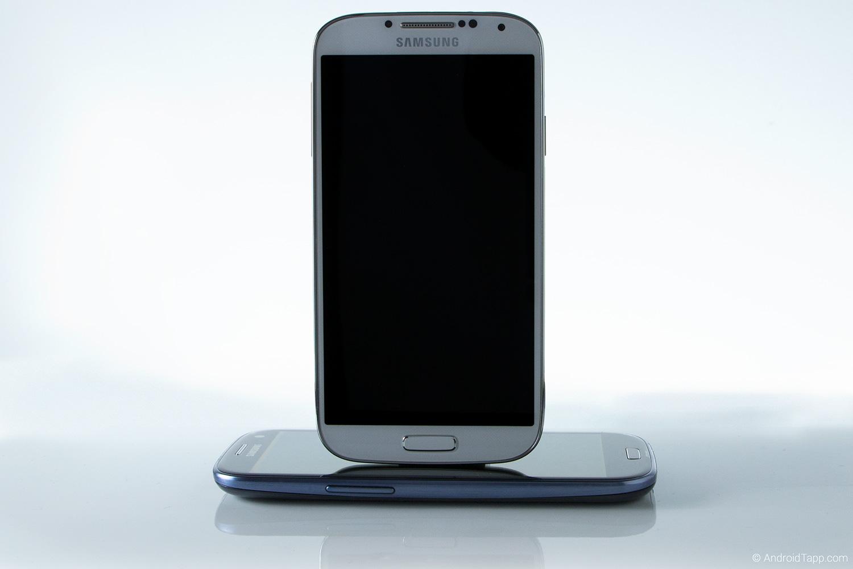 Galaxy S4 Over Galaxy S3