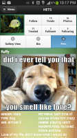 POMP Pics Of My Pet - User Profile