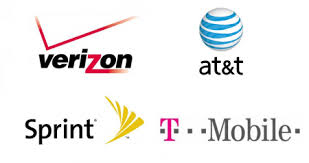 Major US Cellular Carriers