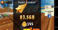 Angry Birds Go - Score