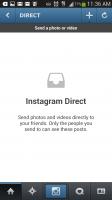 Instagram Direct - Inbox Empty