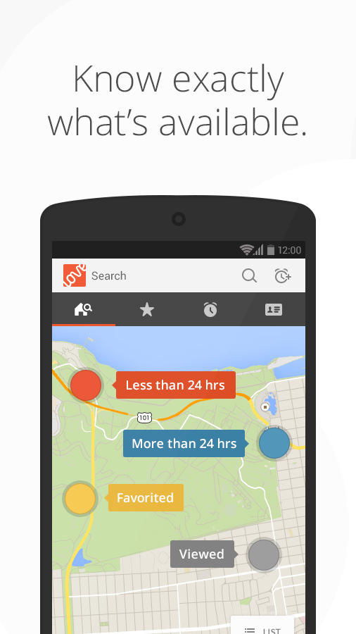 Lovely for Android - Property Availability