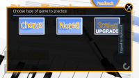 PianoTeacher - Game Modes