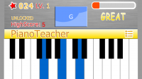 PianoTeacher - Gameplay 2