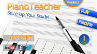 PianoTeacher - Start Screen