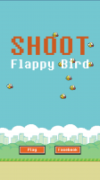 Shoot That Bird - Start Screen