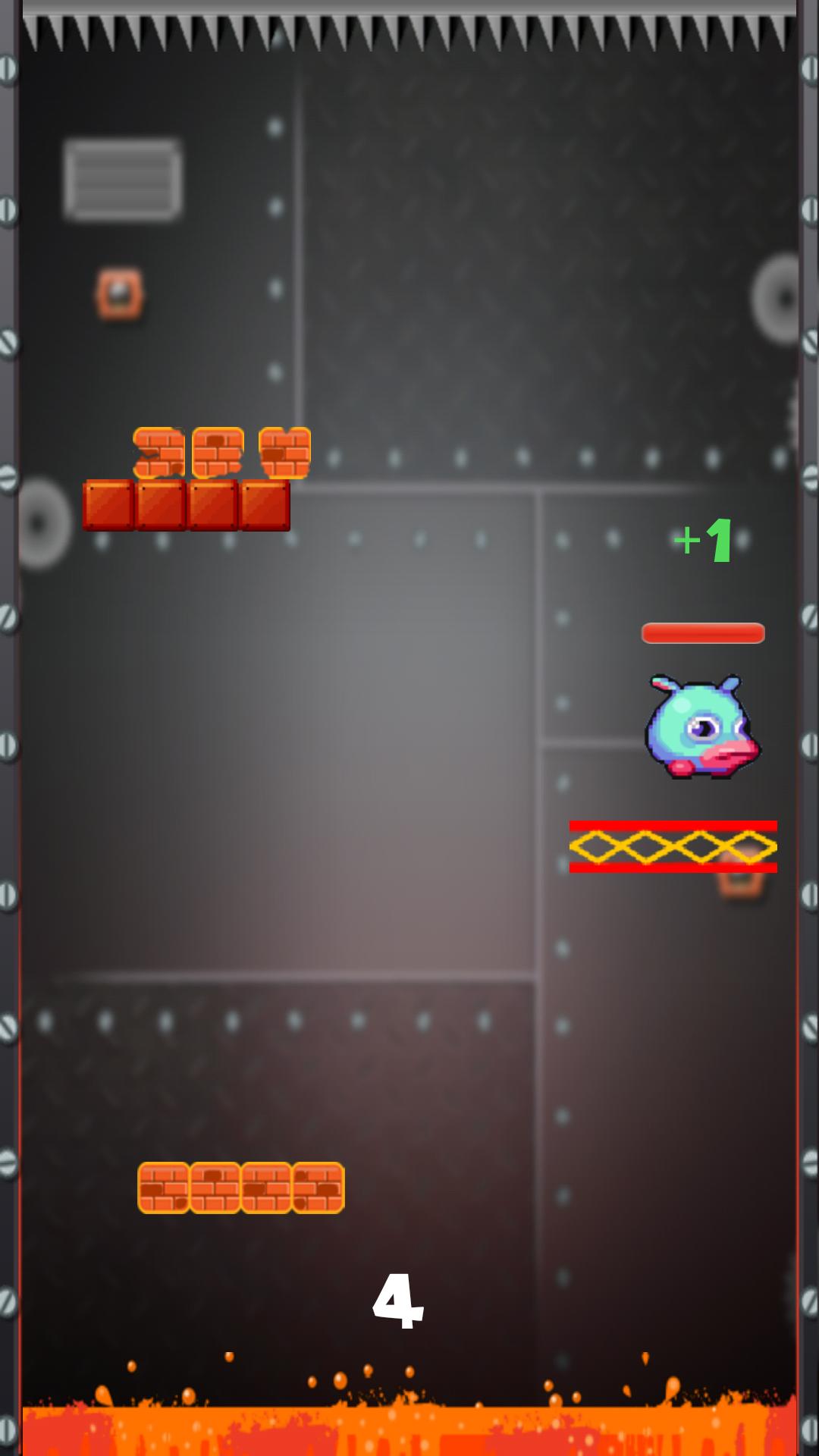 Floppy Piggy Falling Down - Gameplay 4