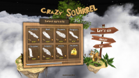 Crazy Flying Squirrel - Levels