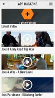 Joel Parkinson Pro Surf - App Magazine Videos
