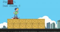 Jumpy Skater - Gameplay 1