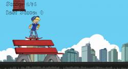 Jumpy Skater - Gameplay 3