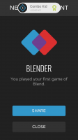 Blend The Game - Achievements