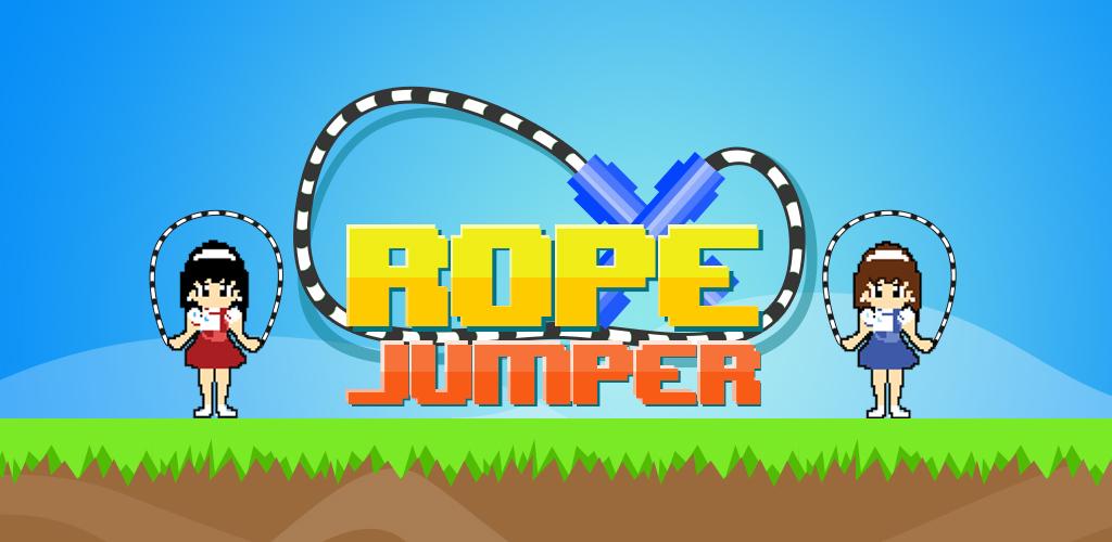 Rope Jumper - Start Screen
