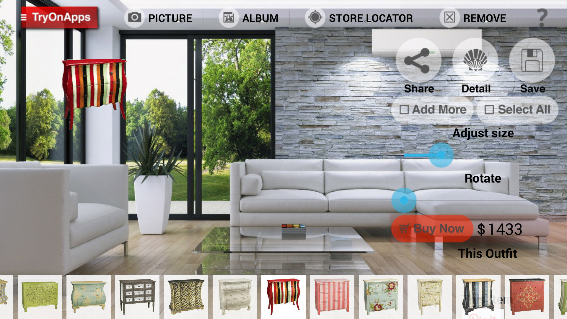 Virtual decor interior design decorating 1 androidtapp for Virtual interior design