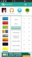 App Fetch - Category Filter 2
