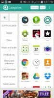 App Fetch - Edit Categories