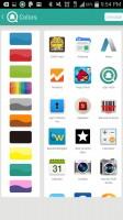 App Fetch - Edit Colors