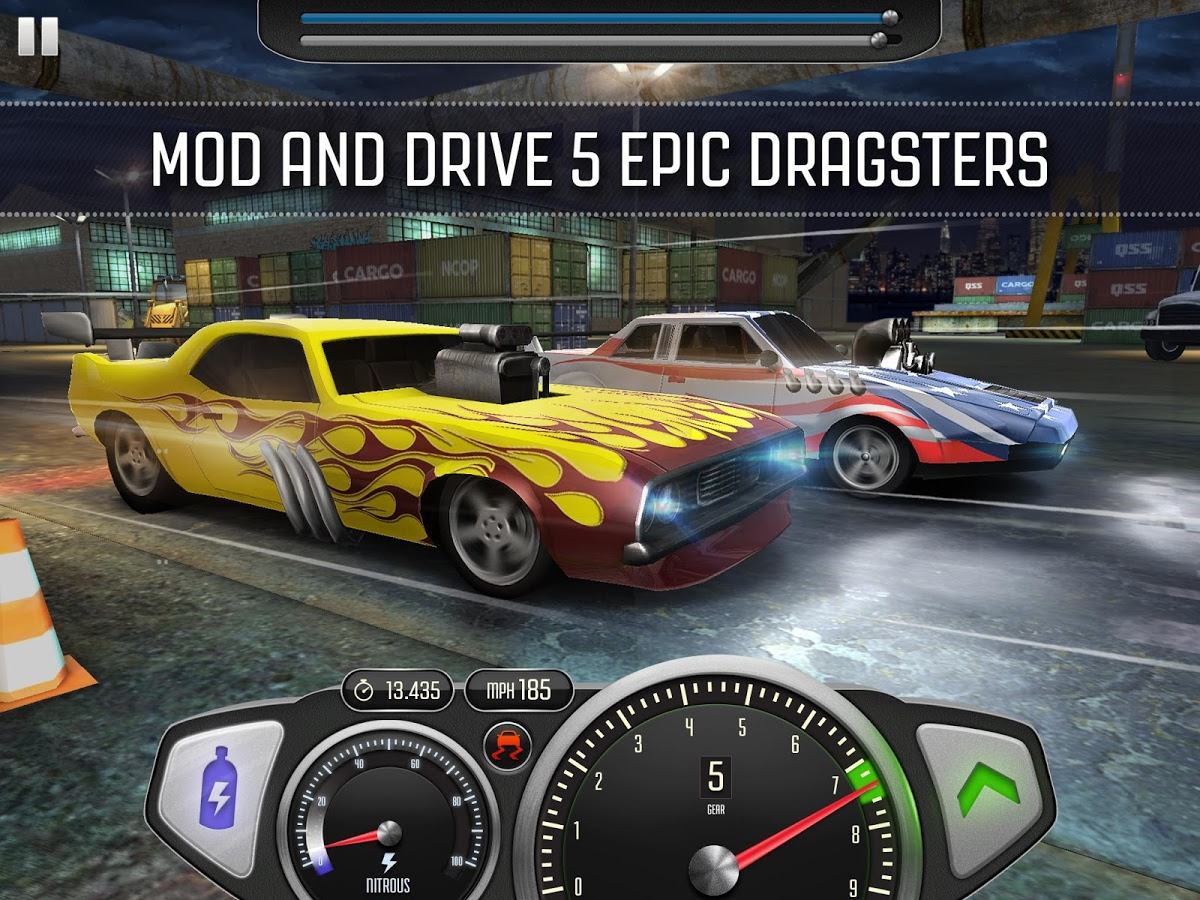 Top Speed: Drag & Fast Racing - AndroidTapp