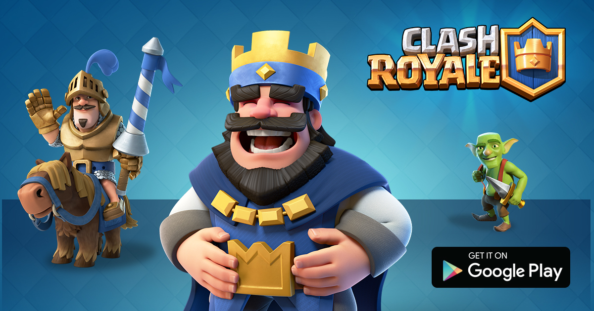 Clash Royal on Android