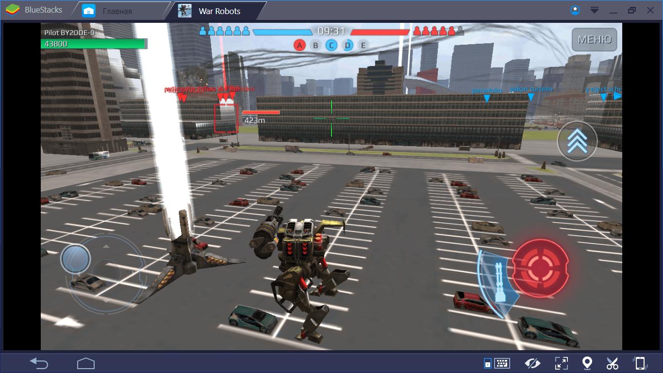 War Robots: как воевать эффективнее