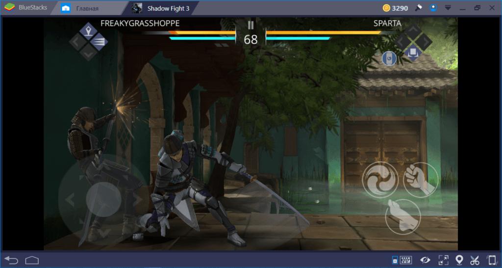 Shadow Fight 3: обзор третьей главы