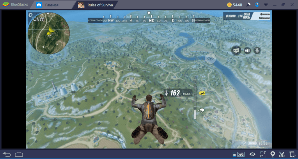 Сравнение игр жанра Battle Royale для Android, часть 2: китайские тройняшки