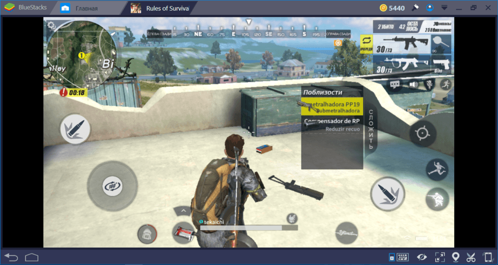 Rules of Survival: основы игры