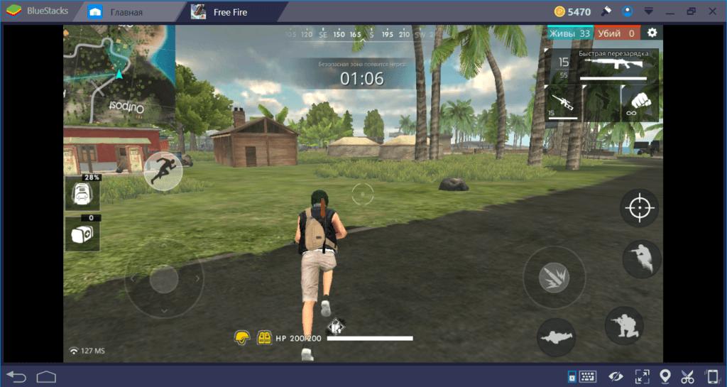 Сравнение игр жанра Battle Royale для Android, часть 3: 10 минут на королевскую битву