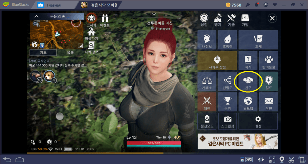 Black Desert Mobile: PvP