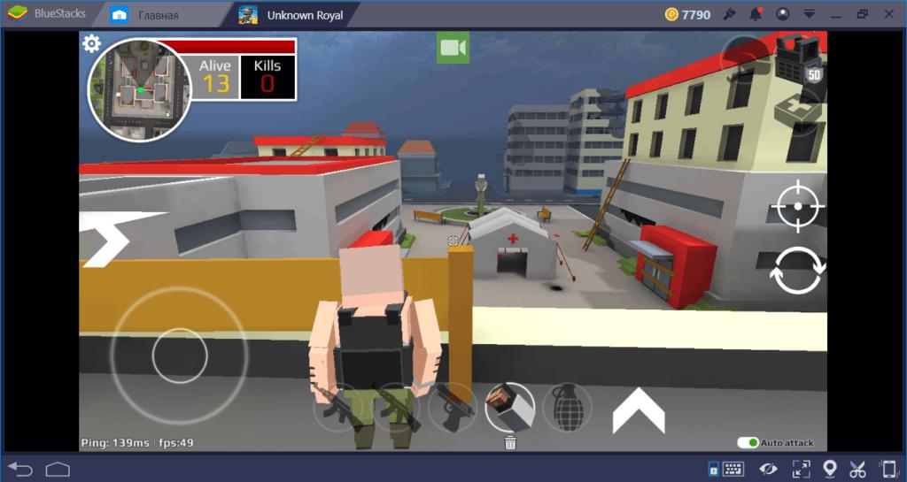 Сравнение игр жанра Battle Royale для Android, часть 1: мобильные пионеры