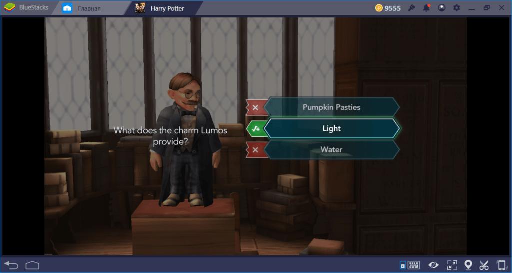 Hogwarts Mystery: ответы на вопросы учителей