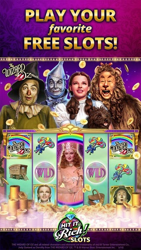 Play Hit it Rich! Free Casino Slots on PC 2