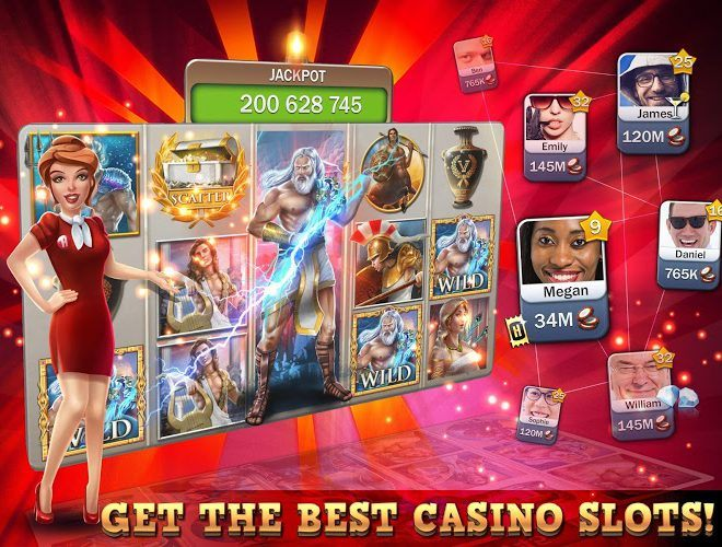 Play Slots™ Huuuge Casino on PC 8