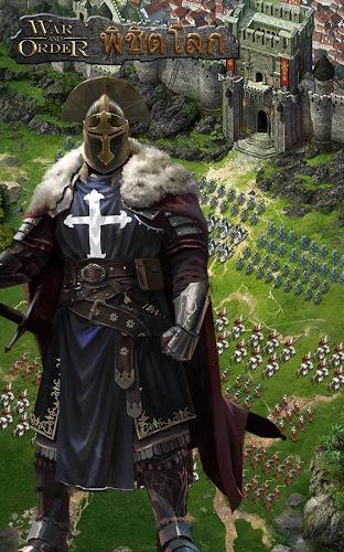 เล่น War and Order on PC 7