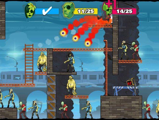 Играй Stupid Zombies 3 on pc 4