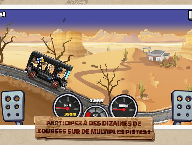 Jouez à  Hill Climb Racing 2 sur PC 4
