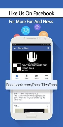 เล่น Don't Tap the White Tile on pc 16