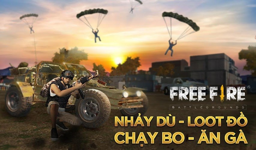 Chơi Free Fire – Battlegrounds on PC 14