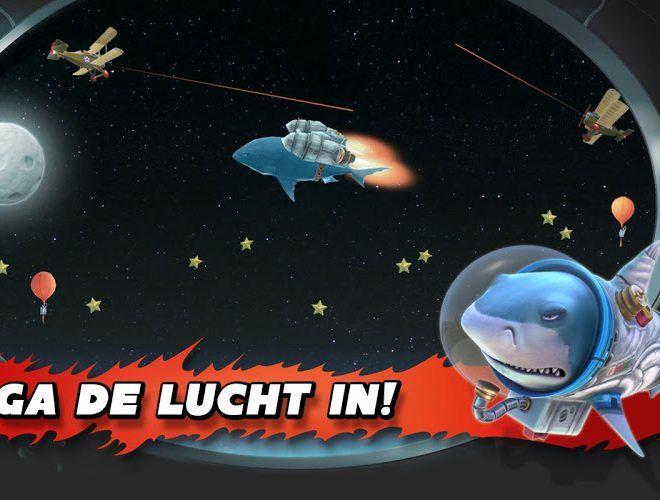Speel Hungry Shark Evolution on PC 8