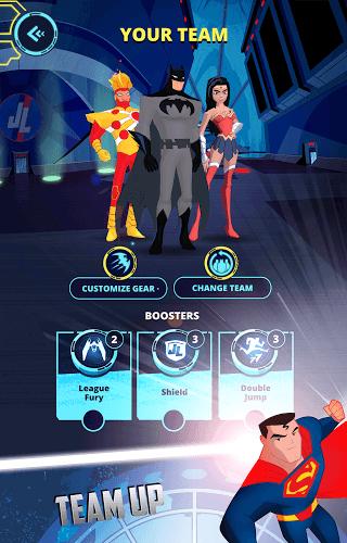 Играй Justice League Action Run На ПК 7