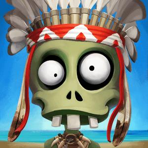 Chơi Zombie Castaways on PC 1