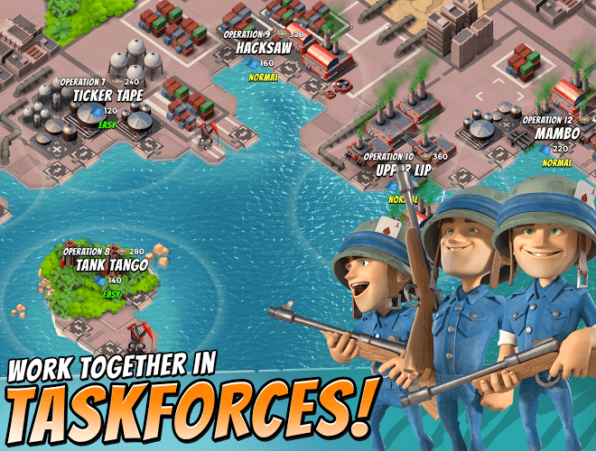 Play Boom Beach on PC 5