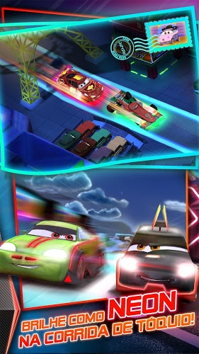 Jogue Cars: Fast as Lightning on pc 3