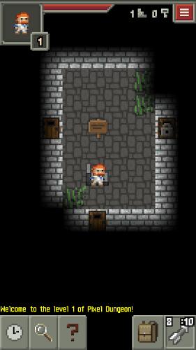Играй Pixel Dungeon На ПК 4