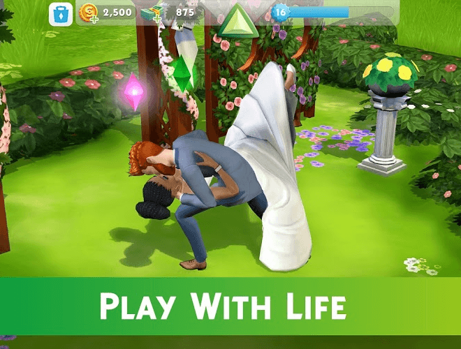 เล่น The Sims Mobile on PC 19