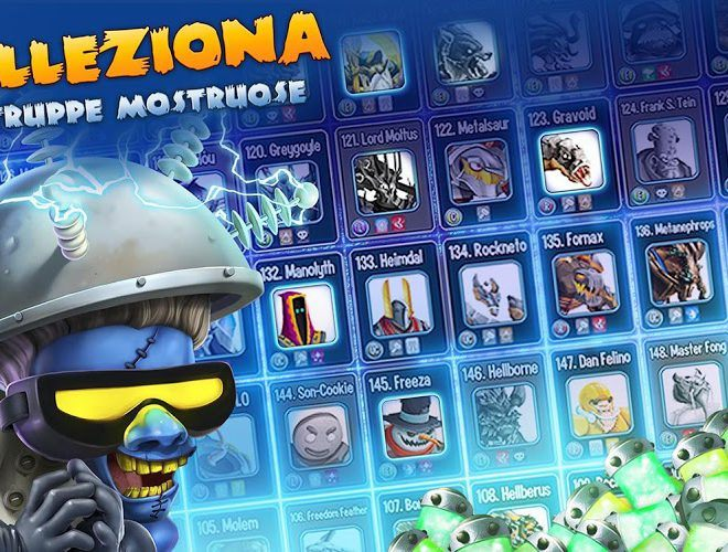 Gioca Monster Legends on PC 11