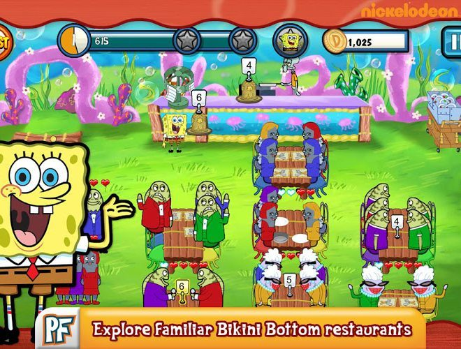 Play SpongeBob Diner Dash on PC 12